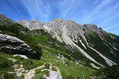 Alpen-Landschaft