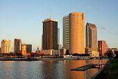 Arquitetura na cidade de Tampa Florida