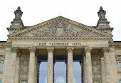 Reichstag Front