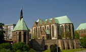 Chapel Saint Magdalena At Petri Church In Magdeburg