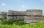 Watergate In Washington.