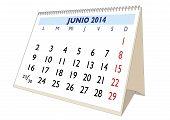 June 2014 Spanish