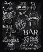 Chalk bier