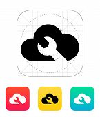 Repair Cloud icon.