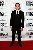 NEW YORK- OCT 8: Actor Michael Fassbender attends the
