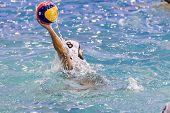Paok Vs Vouliagmeni Water Polo