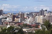 Commercial And Residential Buildings In Durban South Africa
