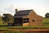 Old Farm House in Australia
