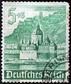 Kaub Stamp