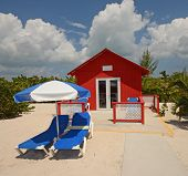 Red Beach Bungalow