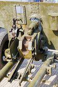 bolt guns Soviet field gun 45mm