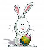 Easter Banny Egg