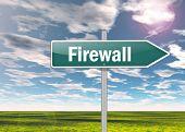 Signpost Firewall