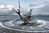 Solfar (Sun Voyager), Reykjavik