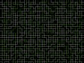 Neon Matrix Grid