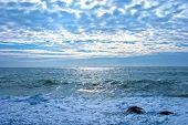 Sky Over Sea
