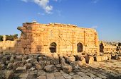 Ancient Ruins Of Jerash, Jordan