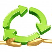 Shared Recycling