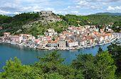 Novigrad Fisher Village, Croatia