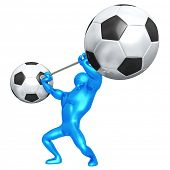 Soccer Football Weight Training