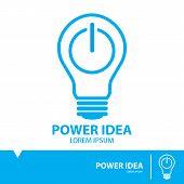Power Idea Symbol Icon
