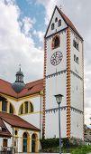 St. Mang Basilica, Fussen