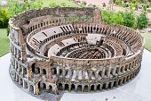 Colosseum in miniature