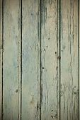 Green Wooden Planks Surface Background