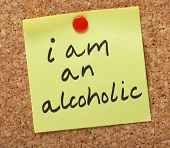 I am an alcoholic