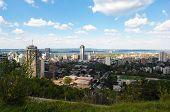 Hamilton, City In Canada.