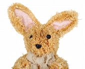 Easter Straw Rabbit