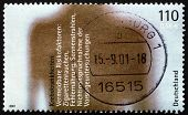 Postage Stamp Germany 2001 Chest, Cancer