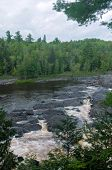 Saint Louis River Rapids In Jay Cooke