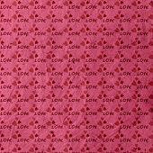 Love Hearts Romantic Valentine Background