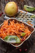 Cooking Fruit Salad