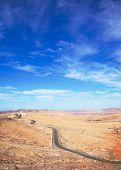 Inland Fuerteventura, Canary Islands, Province Of Betancuria