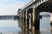 Beneath Kincardine Bridge