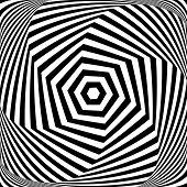 Abstract illustration. Vector art.