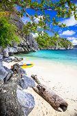 tropical escape (El-nido,Palawan)