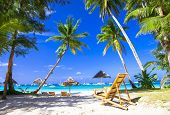 tropical holidays in paradise island