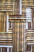 Old Galvanized Iron Pattern