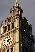 Wrigley Clock
