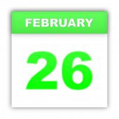 image of february  - February 26 - JPG