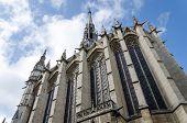 picture of chapels  - Sainte - JPG