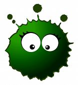Vector virus and germs
