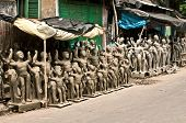 Clay Idols For Sale