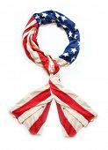 stock photo of rosette  - American rosette ribbon - JPG
