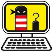 delito cibernético