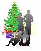 Um Natal em família
