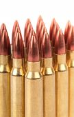 several ammo for the automatic weapons